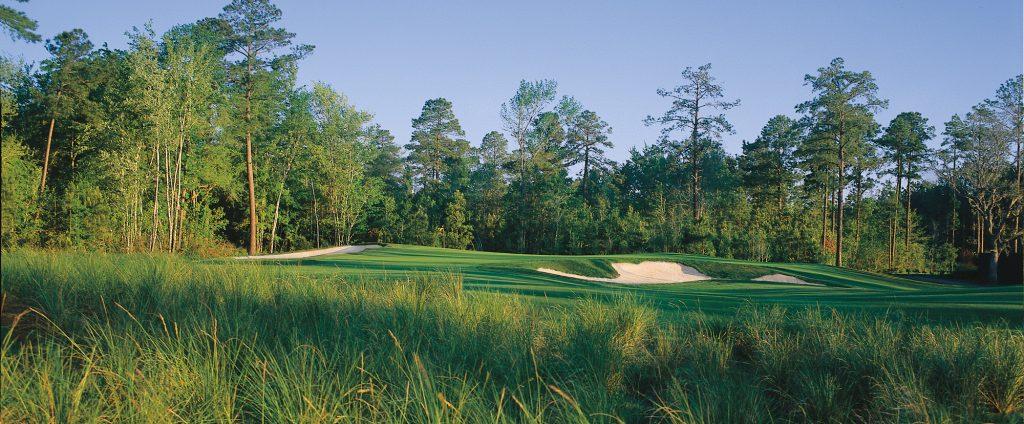 View of a Hallmark Golf course
