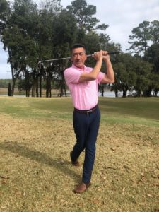Tim Ashley, PGA